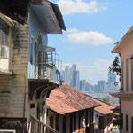 Tour à Panama City