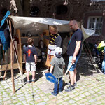 Kinderritterfest Burg Blomberg