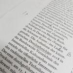 Schöner Fehler, die »Drucktehnickien«