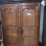 Ancienne armoire en chêne XIXe