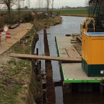 week 4: het werk aan de Niesternweg wordt opnieuw stilgelegd