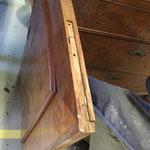 Möbelstück Sekretär überarbeitet Tischlerei Gränz Innenausbau (Foto: Gränz Innenausbau)