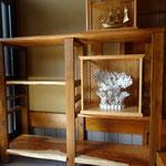 古杉の飾棚