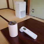 空気清浄機・アロマディフューザー