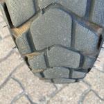 Morgen gibt es neue Reifen bei 9.000km