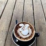 ... mein Cappuccino