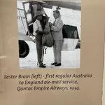 Erster Flug nach Darwin