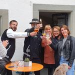 La Verità St. Gallen - BLAY Bligg und Marc Sway zu Besuch bei uns