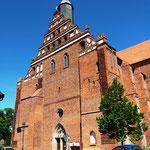 die rote Kirche in Bad Wilsnack