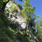 Von der Attersee Seite auf den Schafberg