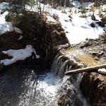 .... mit vielen Wasserfällen