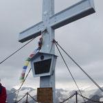 Gipfelkreuz des Kitzsteinhorns