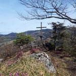Gipfelareal am Beilstein