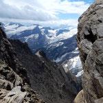 Auch während des Abstieges bieten sich einige traumhafte Ausblicke