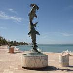 an Skulpturen und