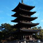 国宝 五重の塔
