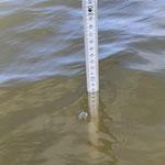 Vor gut 10 Jahren war hier bei Niedrigwasser kein Wasser mehr © FF.Cuxhaven-Duhnen