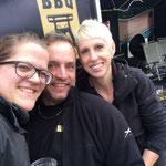 Das Team: Jessy, Dirk & Tati