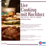 29.05.2021 - Live Cooking mit Kochbox