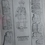 Manteau enfant 1920