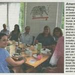 "16. August 2018  Rheingau Echo zum Völkercafe  ""American Coffeeshop"""