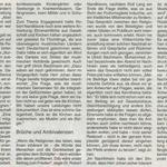 """29. November 2018 Rheingau Echo zur Völkermühle  """"Integration und Gestaltung des Miteinanders - ein Gespräch zwischen den Religionen"""