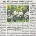 """19. Januar 2018 Wiesbadener Kurier zur Völkermühle am Rhein """"Polizei und Migration"""""""