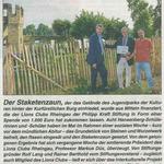 23. August 2018 Rheingau Echo zum Jugendpark der Kulturellen