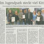 5. Dezember 2018 Wiesbadener Kurier zur Verleihung des Präventionspreises