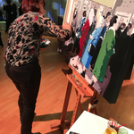 Live-Painting