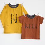 stoffart - giraffen shirts - beispiel