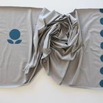 stoffart - scandiflower ozeanblau - bio-jersey