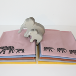 stoffart - elefantenherde - bio-jersey