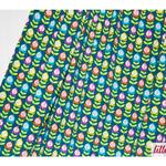 lillestoff - lilly, petrol - bio-jersey