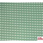 lillestoff - apfelliebe, grün - bio-jacquard