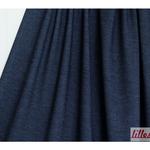 lillestoff - summerjeans, dunkelblau - bio-jeansjersey