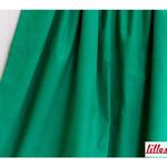lillestoff - babycord grün - bio-cordstoff