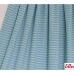 lillestoff - streifen hellblau/grau-melange - bio-jersey