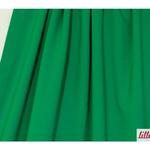 lillestoff - sommersweat grün - biosweat