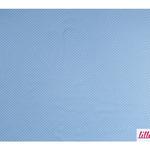 lillestoff - small dotties hellblau/weiß - bio-jersey