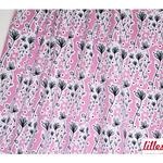 lillestoff - sommarlov blomma - bio-jersey