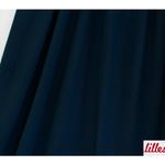 lillestoff - uni, dunkelblau - bio-jersey