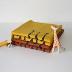 stoffart - giraffen - bio-jersey
