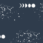 monaluna - moonphase - bio-baumwolle
