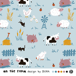 lillestoff - on the farm - bio-jersey