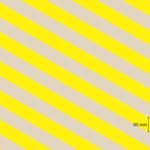 lillestoff - diagonalen, gelb/beige