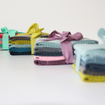 jelly rolls - patchwork - bio-stoffe