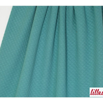 lillestoff - wattiert, mint - bio-steppstoff