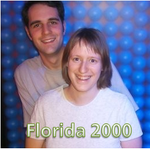 Marc & Dana in Florida 2000!