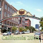 Marc & Dana in California 2003!